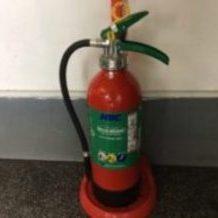 年2回の消防設備点検