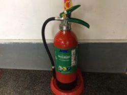 年2回の消防設備点検のサムネイル