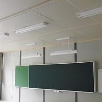 仮設校舎の電気設備工事のサムネイル