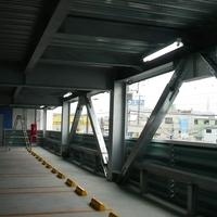 越谷の商業施設駐車場のサムネイル